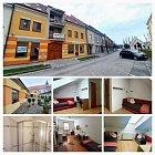 Bývaj v centre Trnavy - 1-2-3 lôžkové izby - od 150€