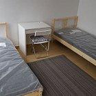 2 lôžkové izby pre robotníkov